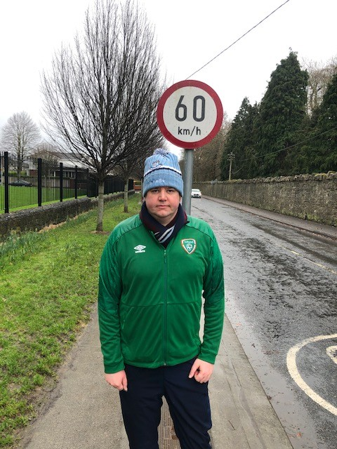 The Speed limit on Castleknock Road will reduce from 60kph to 50 kph.